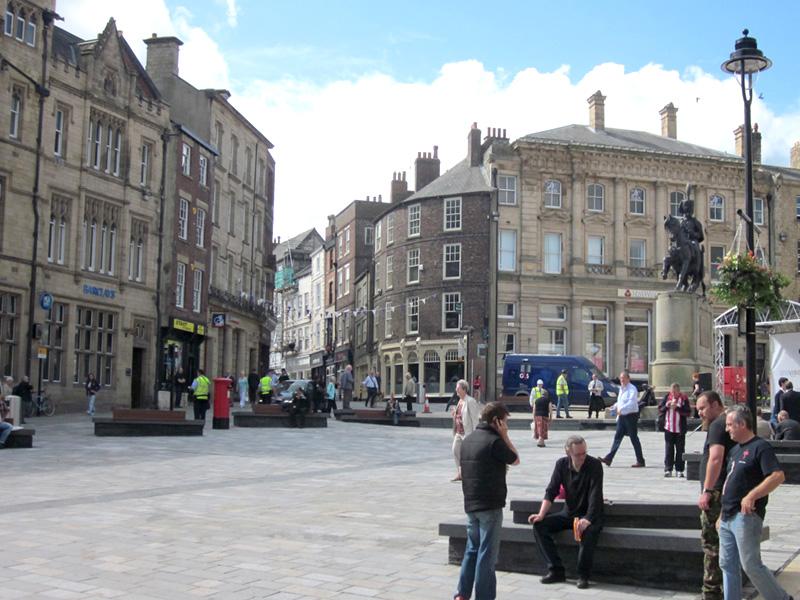 Durham Tourist Information Centres